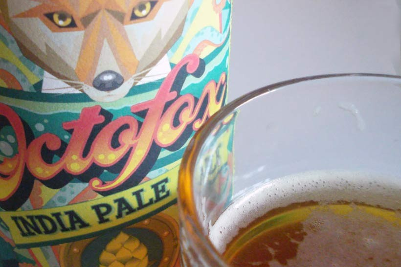neetzy phillips octofox IPA review