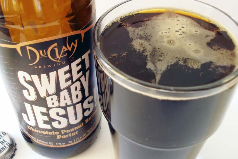 sweet baby jesus beer review