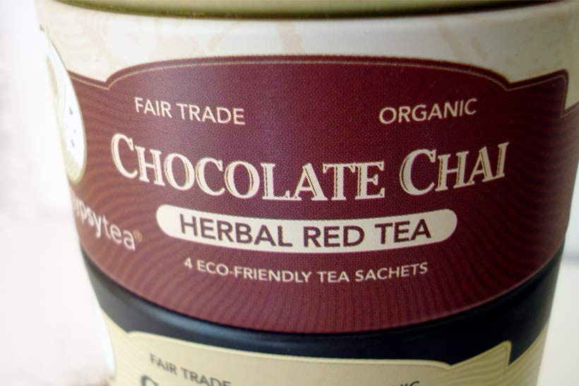 chocolate chai tea review