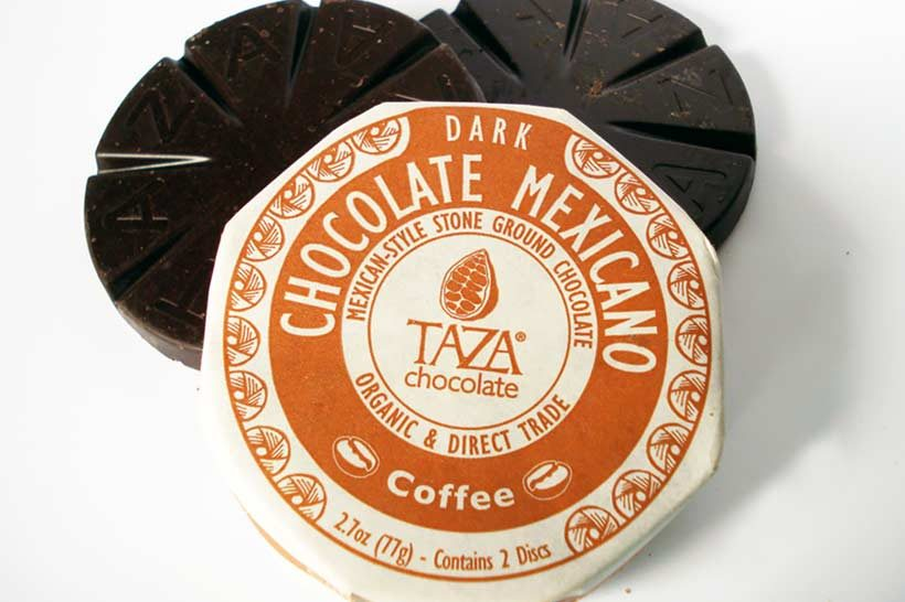 Tazo Chocolate Coffee review