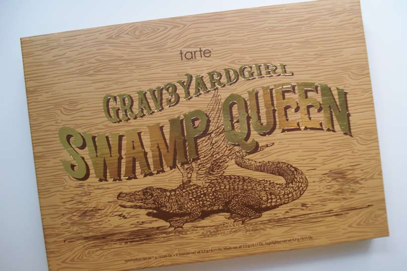 grav3yardgirl tarte palette review