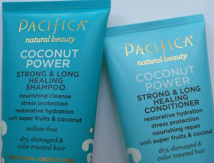 Pacifica Coconut Power