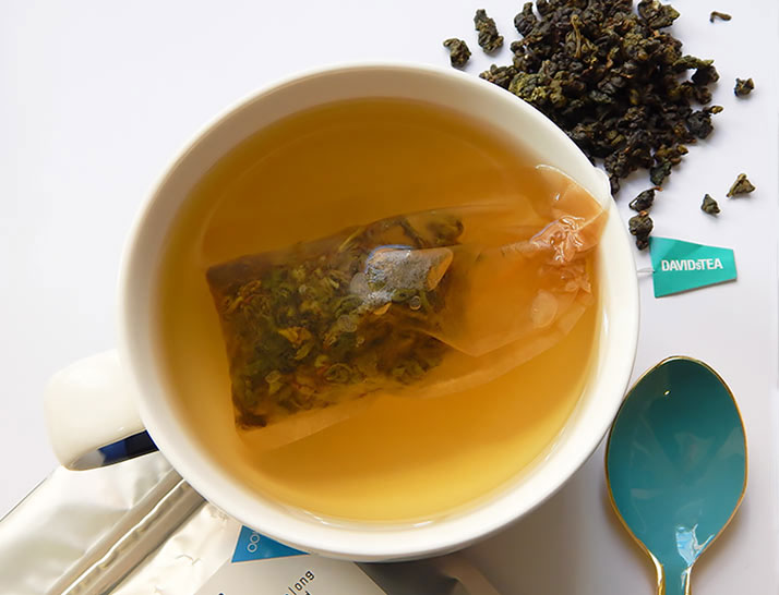 Davids Tea oolong