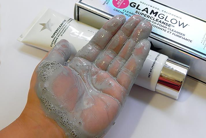 Glamglow Supercleanse Charcoal Cleanser