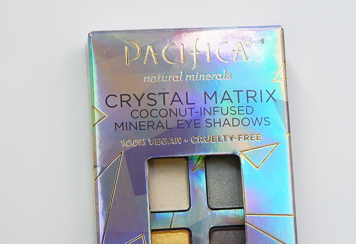 Pacifica Eye Shadow Review